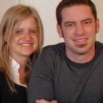Jim and Jen have over 13 years experience in cabinet refinishing.